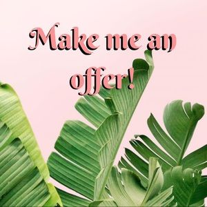 Other - ✨Make me an offer✨
